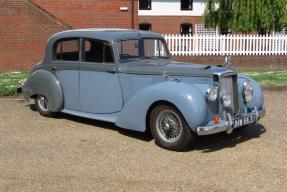1955 Alvis TC21