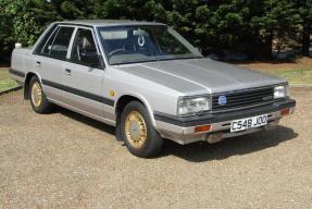 1986 Nissan Laurel