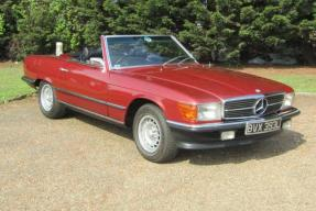 1972 Mercedes-Benz 350 SL
