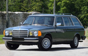 1983 Mercedes-Benz 280 TE
