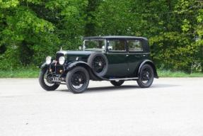 1932 Alvis 12/50