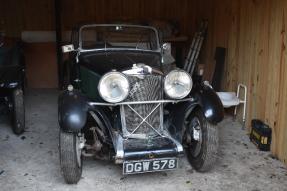1936 Talbot 75