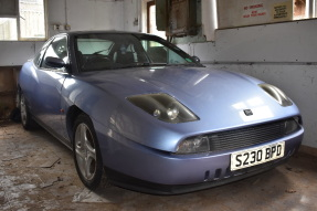 1999 Fiat Coupe