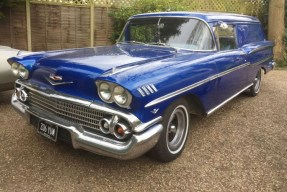 1958 Chevrolet Sedan Delivery
