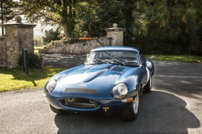 1968 Jaguar E-Type Semi-Lightweight