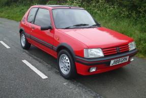 1991 Peugeot 205