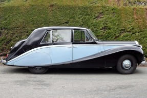1953 Daimler Empress
