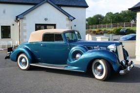 1938 Packard Super Eight