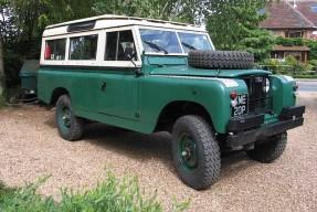 1962 Land Rover Series IIA