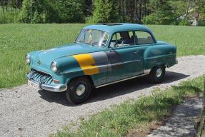 1953 Opel Olympia