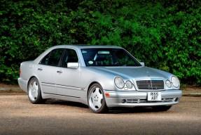 1998 Mercedes-Benz E55 AMG