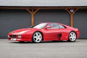 1993 Ferrari 348 tb Challenge