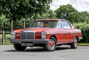 1972 Mercedes-Benz 280 CE