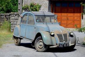 1959 Citroën 2CV