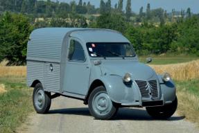 1955 Citroën 2CV Fourgonnette