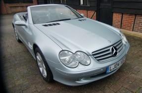 2004 Mercedes-Benz SL 350