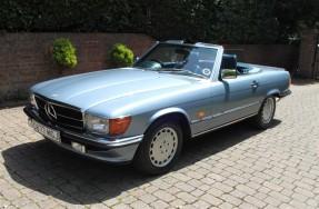 1986 Mercedes-Benz 420 SL