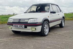 1992 Peugeot 205 CTi
