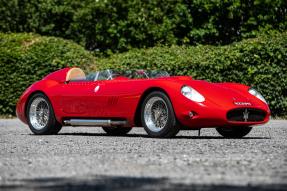 1959 Maserati 450 S Recreation