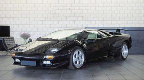 2000 Lamborghini Diablo VT
