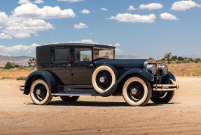 1928 Cunningham (-1931) Series V-7