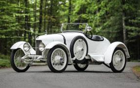 1917 Chalmers Speedster