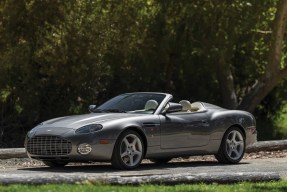 2003 Aston Martin DB AR1