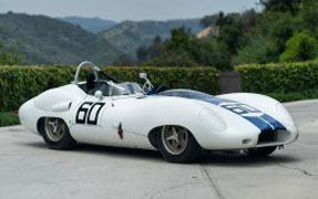 1959 Lister Jaguar