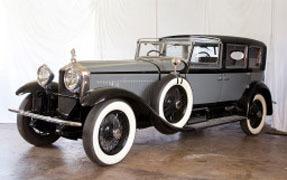 1929 Minerva AK