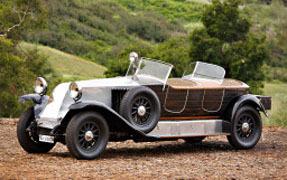 1925 Renault 40CV