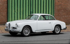 1955 Alfa Romeo 1900C