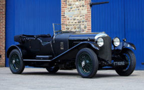 1928 Bentley 4½ Litre