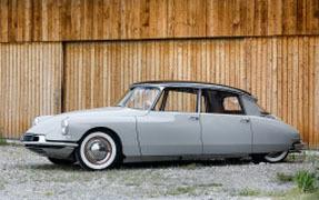 1959 Citroën DS