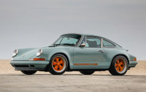 1991 Porsche 911 Reimagined by Singer