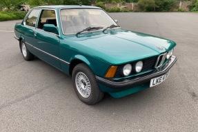 1980 BMW 323
