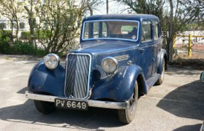 1940 Armstrong Siddeley 16hp