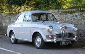 1963 Riley 1.5-litre