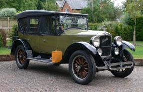 1924 Hupmobile Model R