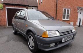 1991 Citroën AX