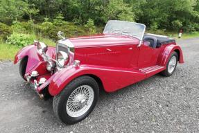 1954 Alvis TC21