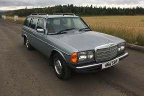 1984 Mercedes-Benz 230 TE