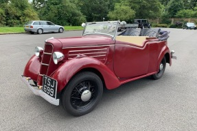 1936 Ford Model C