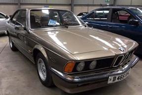 1991 BMW 635 CSi