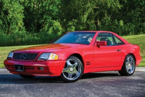 1997 Mercedes-Benz 300 SL