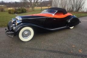 1936 Delahaye USA Duesenberg 'Maharaja' Speedster