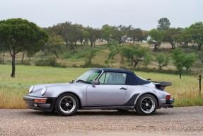 1988 Porsche 911 Turbo