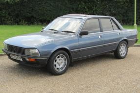 1984 Peugeot 505