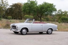 1958 Peugeot 403 Cabriolet