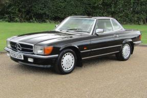 1988 Mercedes-Benz 500 SL