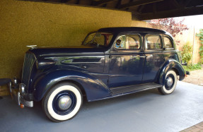 1937 Chevrolet Master Six